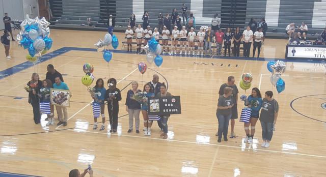 Congratulations LHS Volleyball Seniors!