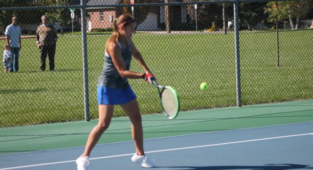 Girls Tennis Tryouts