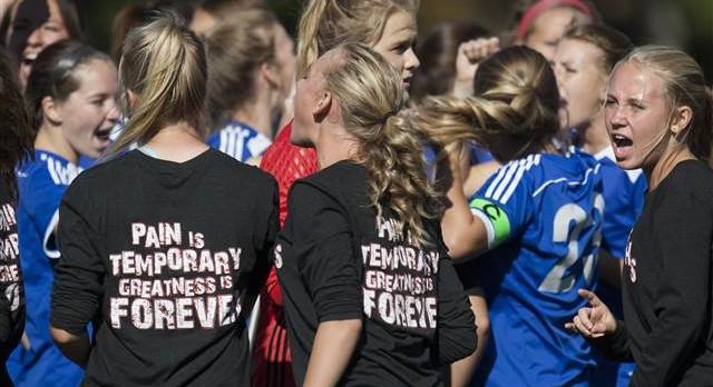 Fremont Girls Soccer Wins Region 1