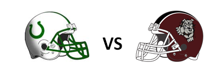Varsity Football Info 9/30 @ Cloverleaf