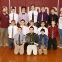 2016 Boys Tennis Team Pictures