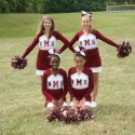 2016 Cheerleading Team Pictures