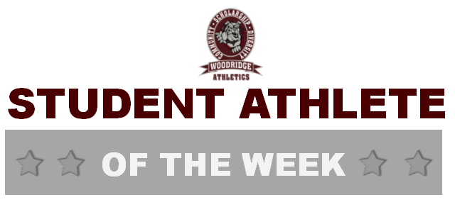 Isaac Hosford-Student Athlete of the Week