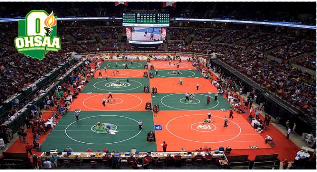 OHSAA State Wrestling Meet Info