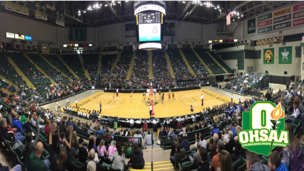 OHSAA volleyball