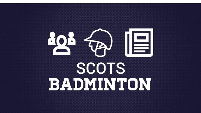 CCS Badminton Recap