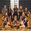 Frosh Girls Volleyball Picture