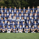 2017 JV Football Team Photo