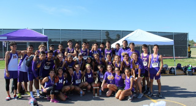 """Cross Country Teams Place at Mission """"Fly Like an Eagle"""" Meet"""