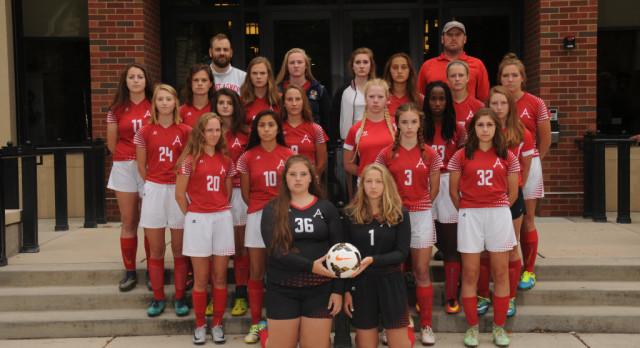 Girls Soccer to Host Harding in Playoffs