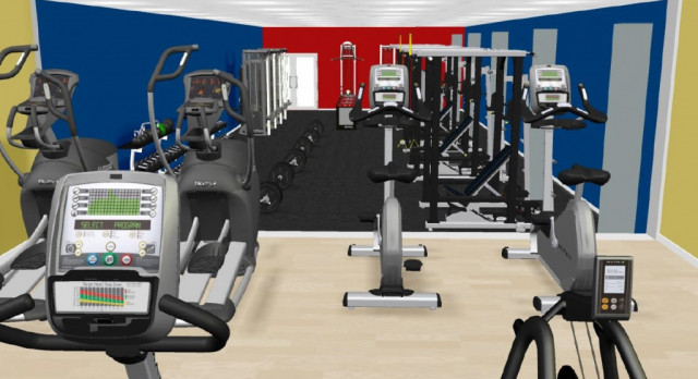 Berens Strength and Conditioning Room Announced