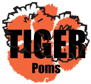 Tiger Poms