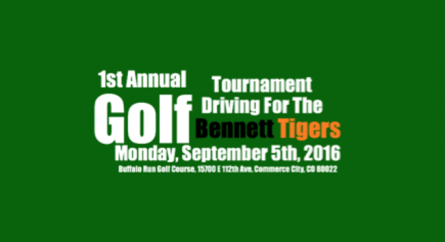 Driving For The Bennett Tigers