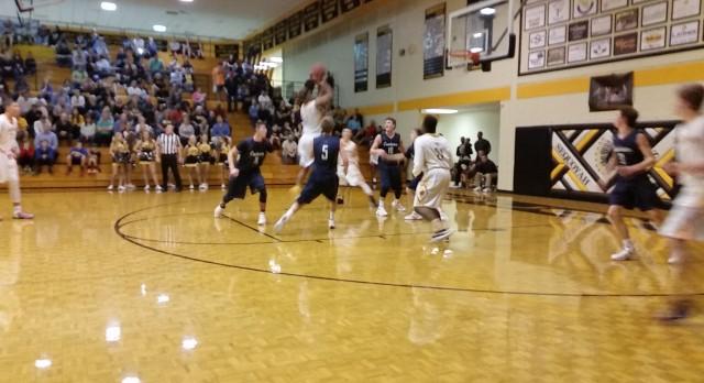 Sequoyah High School Boys Varsity Basketball beat Creekview High School 74-61