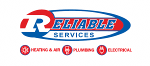 Reliable Heating and Air Logo