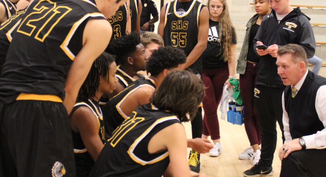CHIEFS RALLY FALL JUST SHORT IN 85-73 LOSS TO HARRISON