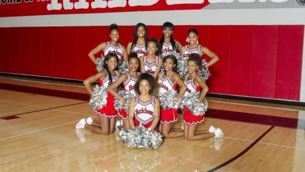 Varsity Cheerleaders Pic