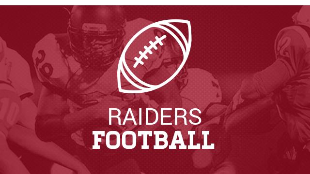 Raiders rally again in the 4th to beat Brunswick 39-34
