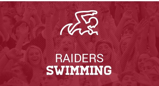 Raider swimmers make big splash at Sectionals