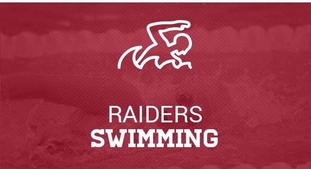Raider Swimming & Diving to open season Tuesday with Red & White Scrimmage