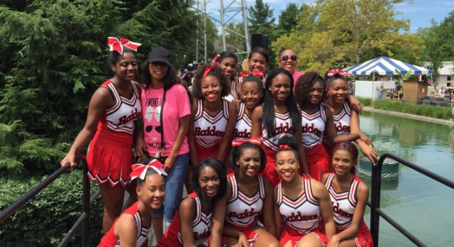 Shaker Cheerleaders Bring Home 9 Trophies