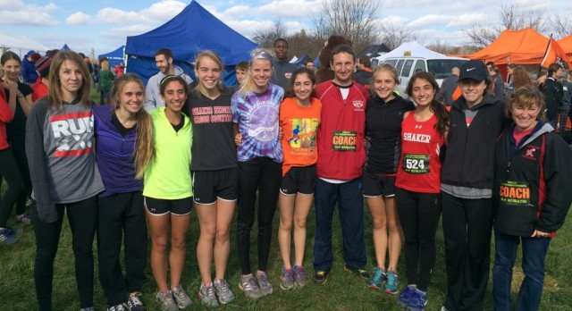 Shaker Cross Country has strong showing at State Meet