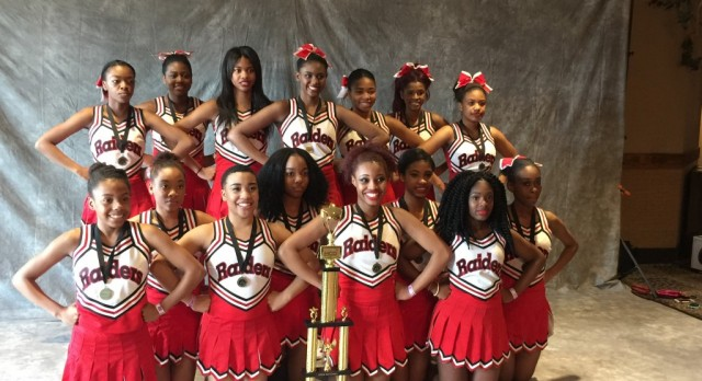 Raider Cheerleaders excel at Midwest Cheer & Dance Regionals
