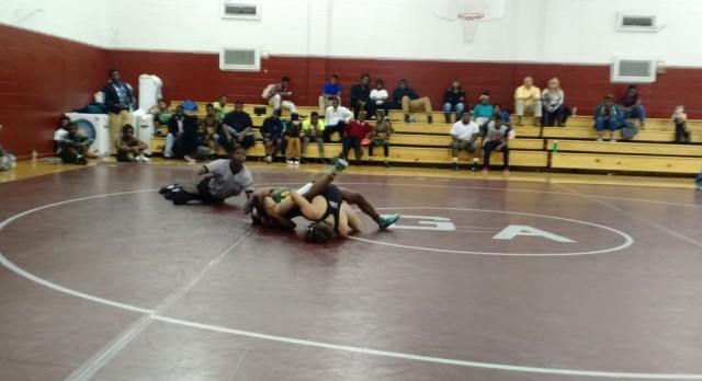 Lion Wrestlers picking up steam