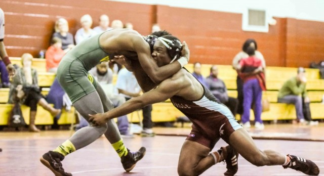 Lion Wrestlers Place Fifth at Swede Umbach