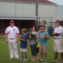 BASEBALL LIONS DEFEAT JEFF DAVIS 8-5 ON SENIOR DAY
