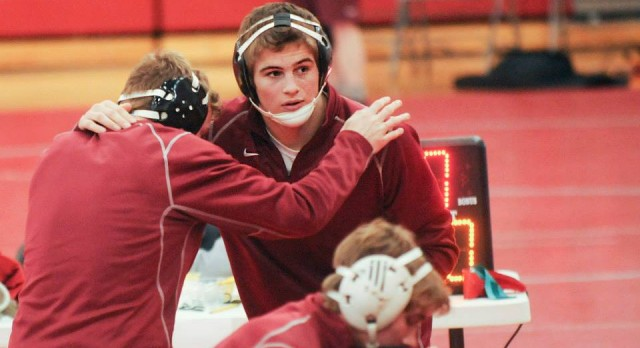 Former Lion Wrestler Blazing Trails In the College Ranks