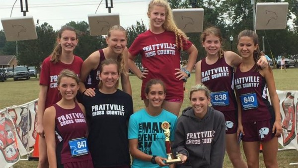 PHS Girls Team Place 2nd at Mane Event