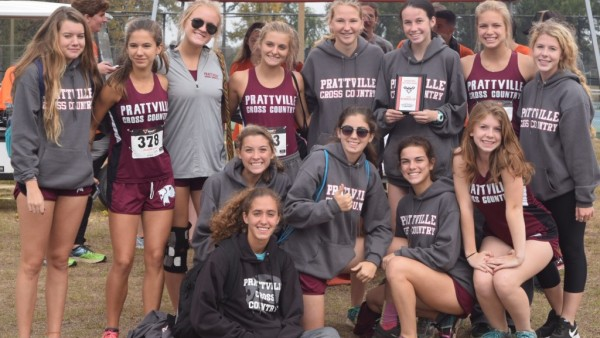 PHS XC Women 2nd at AUM