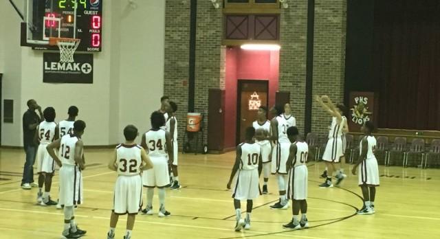 Lions 9th Grade Basketball Posts A Big Win