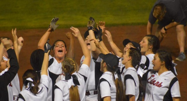 PHS Softball Claims Regular Season Area Title