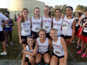 2017 PHS Varsity Race in Pensacola