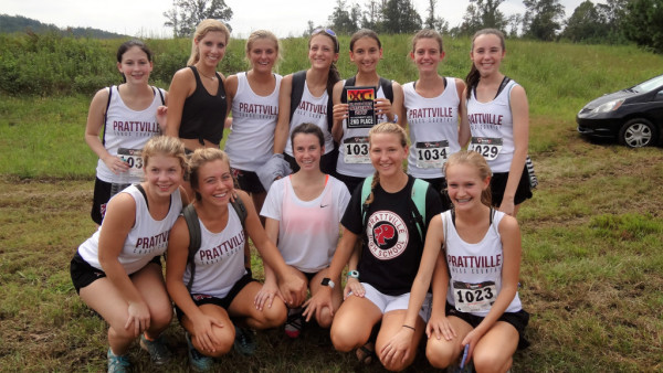 PHS takes 2nd at St. Clair County Invitational