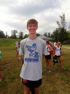 Wesley Domsalla earns TOP 10 honors 2nd consecutive race.