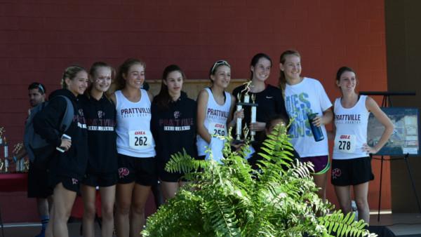 PHS XC Girls Runner Up in Opelika. PHS Boys earn 3rd Place.