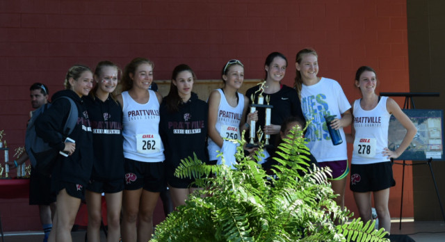 Strong Start for PHS XC Teams