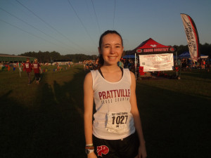 Emma Nelson slashes 57 seconds from PR!