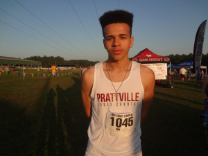 Tyler Dillon runs a PR for 5th race in a row , this time drops 38 seconds!