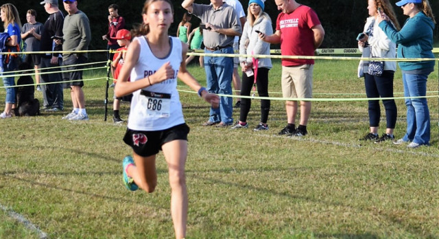 PHS XC Runners Make Strides at Auburn Tiger Classic