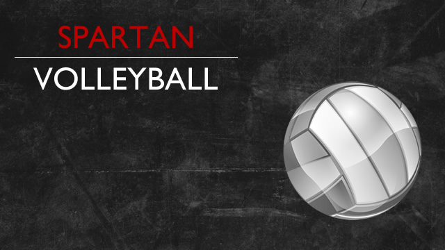 Spartan volleyball summer camp