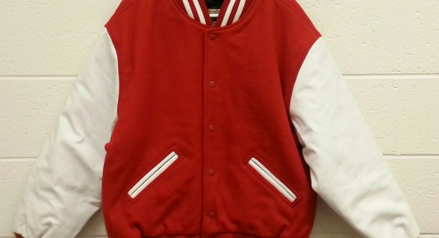 Letterman Jackets Available for Purchase