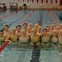 "Boys final swim meet of 2014-2015 season-""Undefeated"""