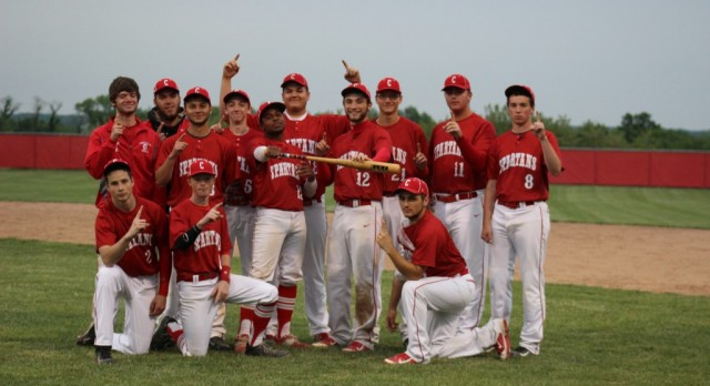 Spartans defeat Knights 3-2 to Win EIAC Championship