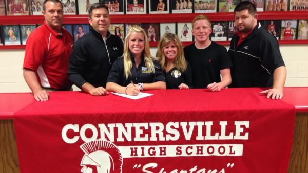 Lindsey Hackleman Signing 2