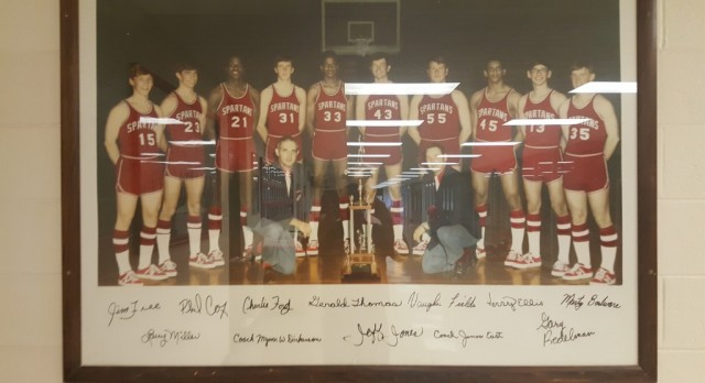 Big Day of Basketball on December 10th….'72 Team Returns