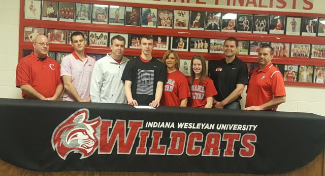 Grant Signs to Play at Indiana Wesleyan University